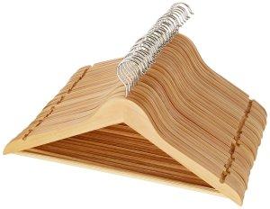 Wooden Hangers Pack