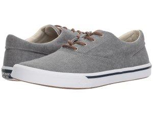 Grey Sperry Sneakers
