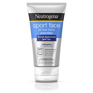 Sunscreen Neutrogena Sport