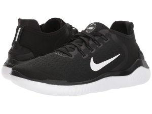 Black Running Shoes Nike Free