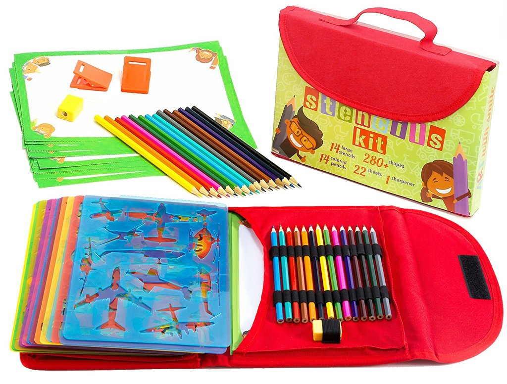 Drawing Kit Art With Smile