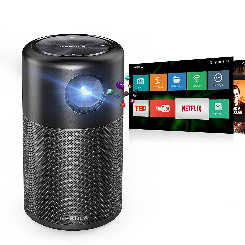 Anker Smart Mini projector