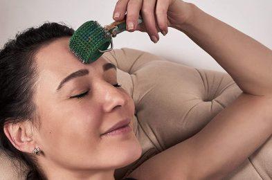 best facial rollers microneedling