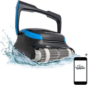 how to clean a pool dolphin nautilus cc supreme