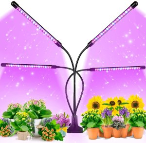 ezorkas dimmable levels grow light
