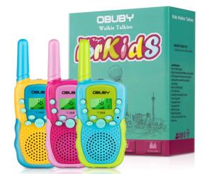Obuby Toys Walkie Talkies