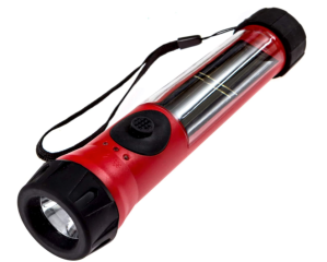 SOS Solarlight Solar Flashlight