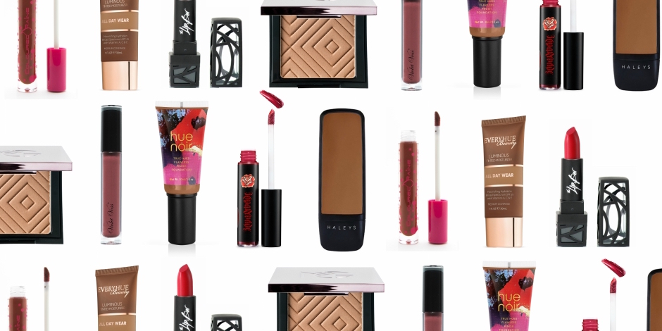 8 New Makeup Lines for People of Color