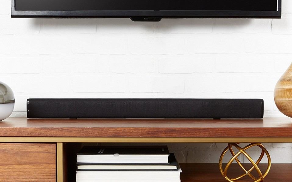 amazon basics sound bar