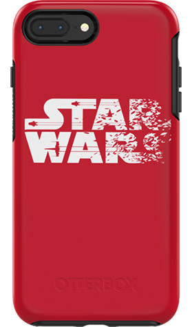 Star Wars logo iPhone case