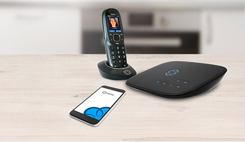 oooma home phone system