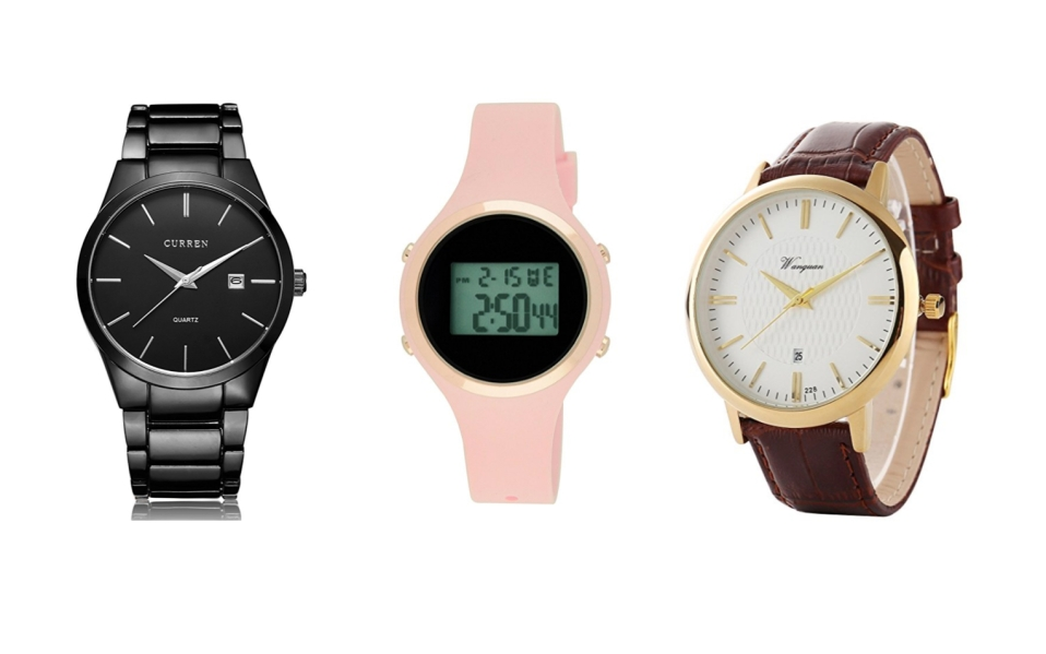 Best Watches Under $20 on Amazon