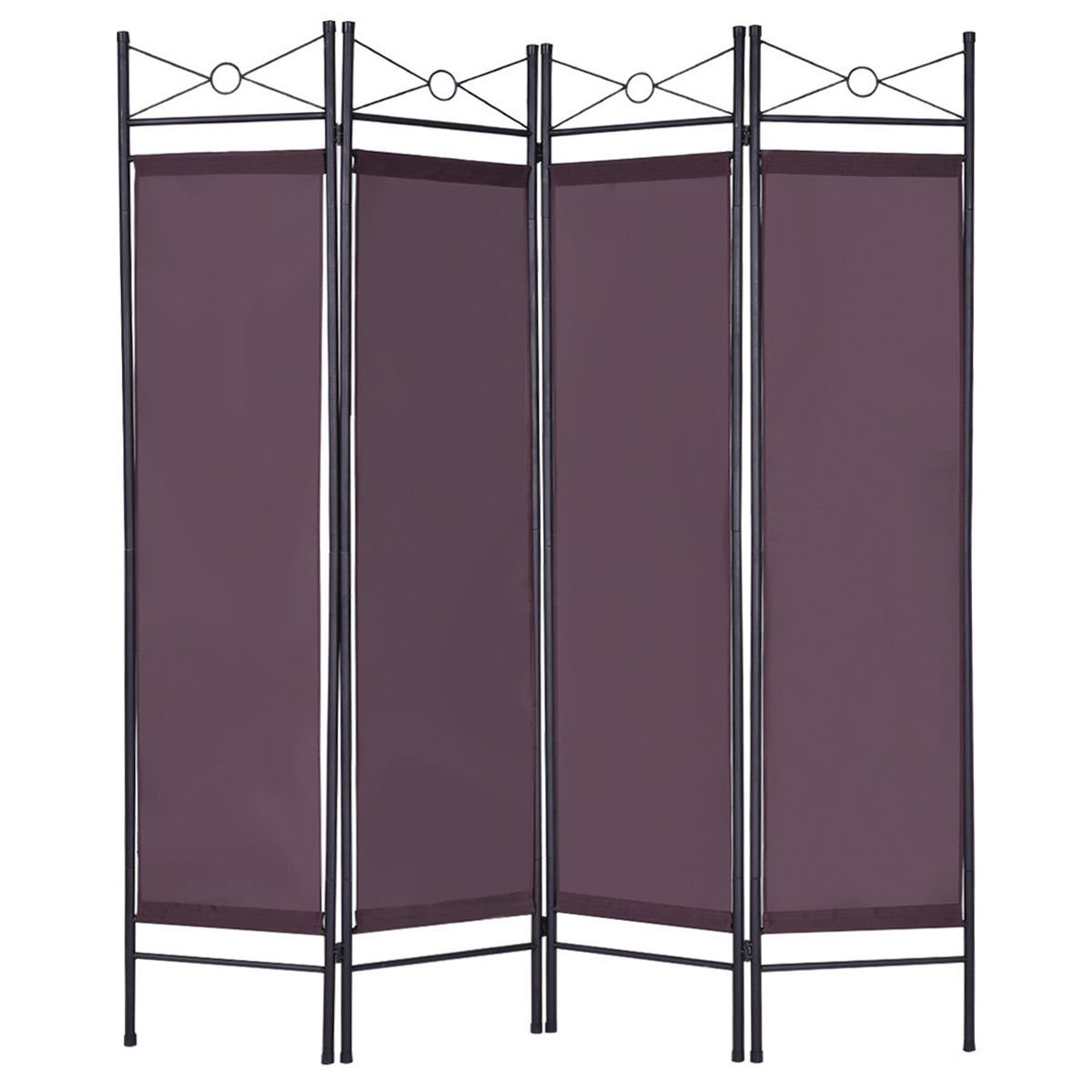 privacy screens room dividers best under 100 giantex four panel folding