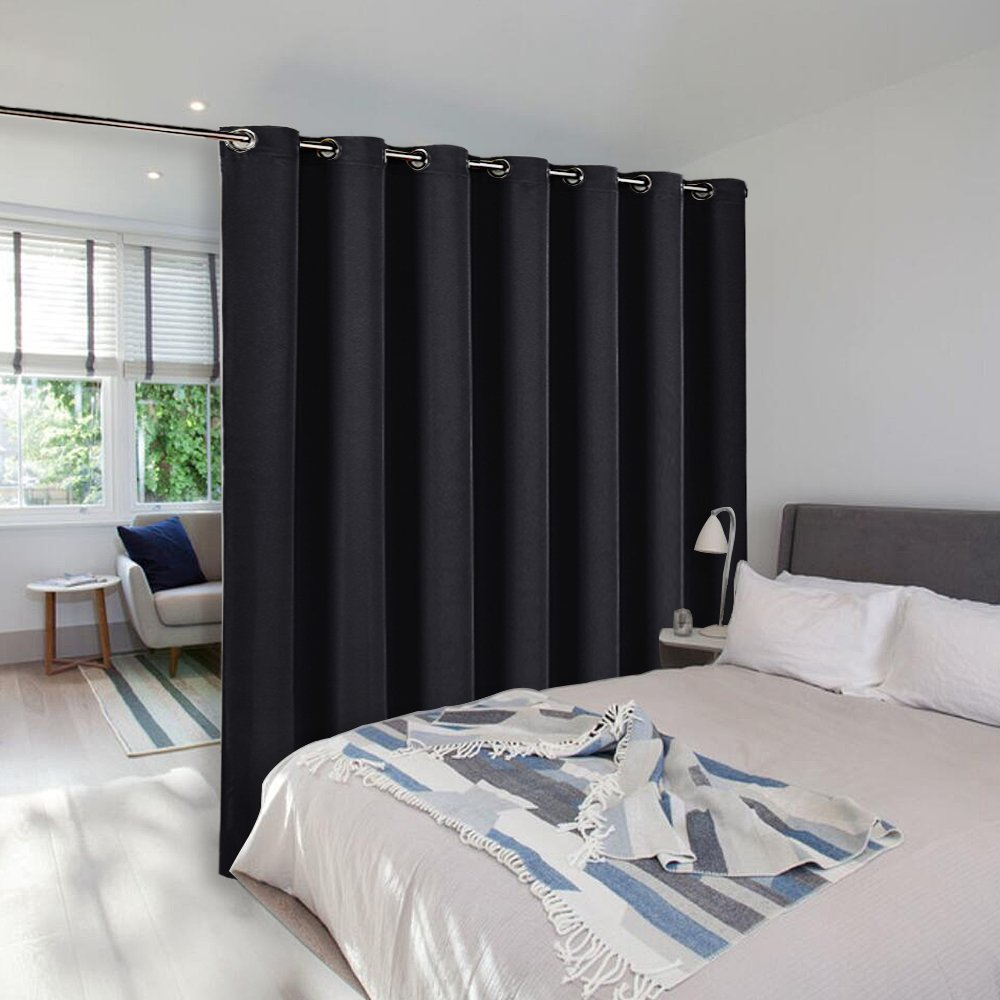 privacy screens room dividers best under 100 nicetown curtain