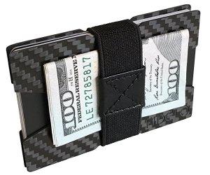 FIDELO Credit Card Holder Wallet