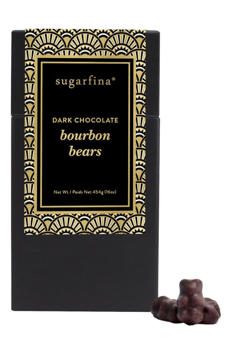 get well soon best gifts to give sick friends dark chocolate bourbon bears sugarfina