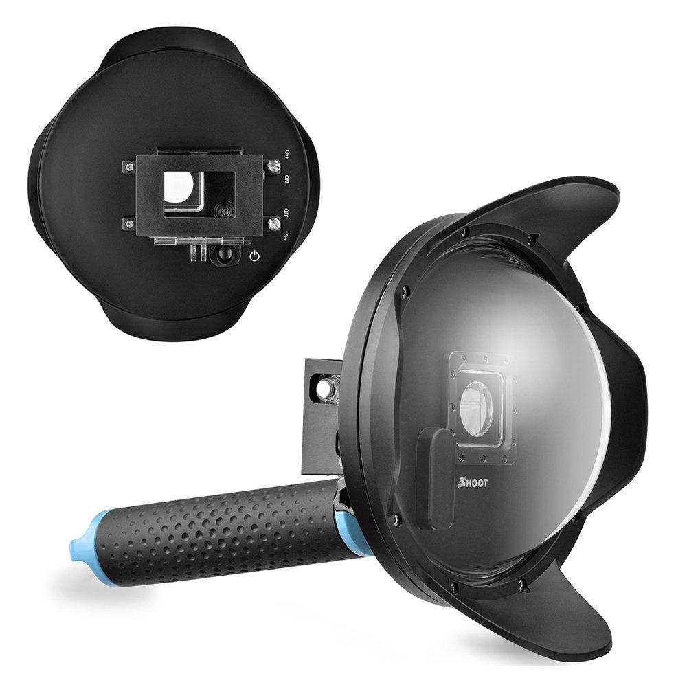 go pro lens hood diving