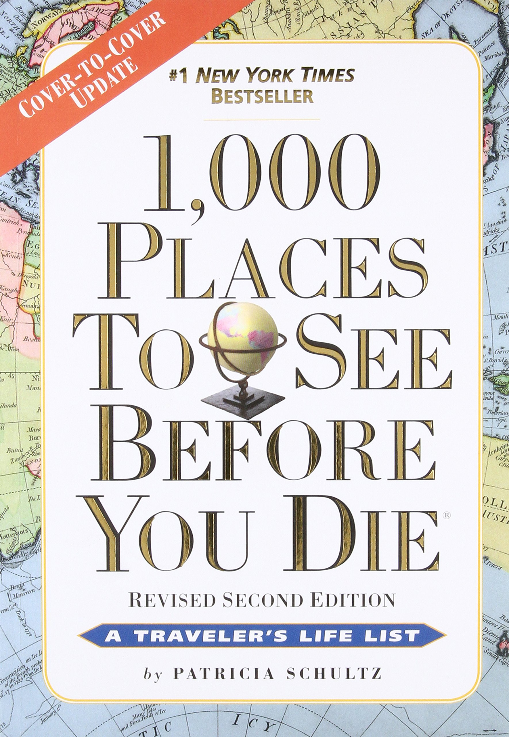 travel gift ideas graduation presents wanderlust 1000 places to see before you die book