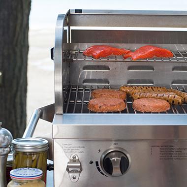 Salmon Grillbox