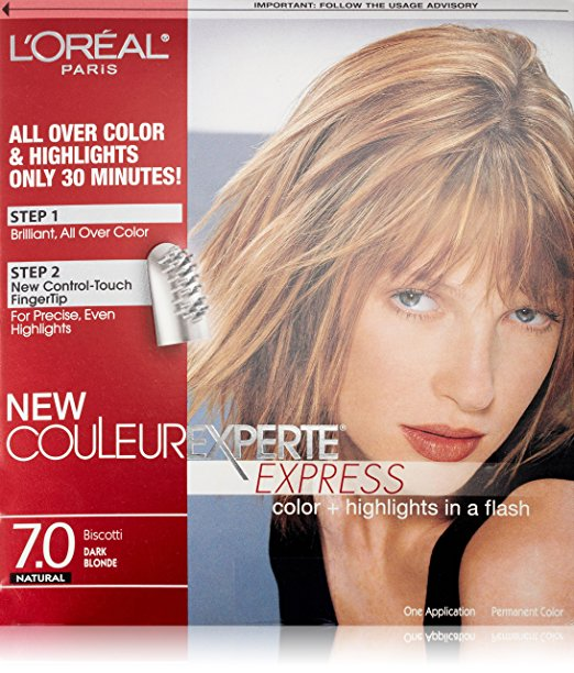 best hair color products at home top rated l'oreal paris highlights 30 minutes