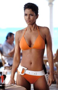 Die Another Day (James Bond), Halle Berry Film and Television