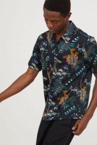 H&M Short-Sleeve Shirt