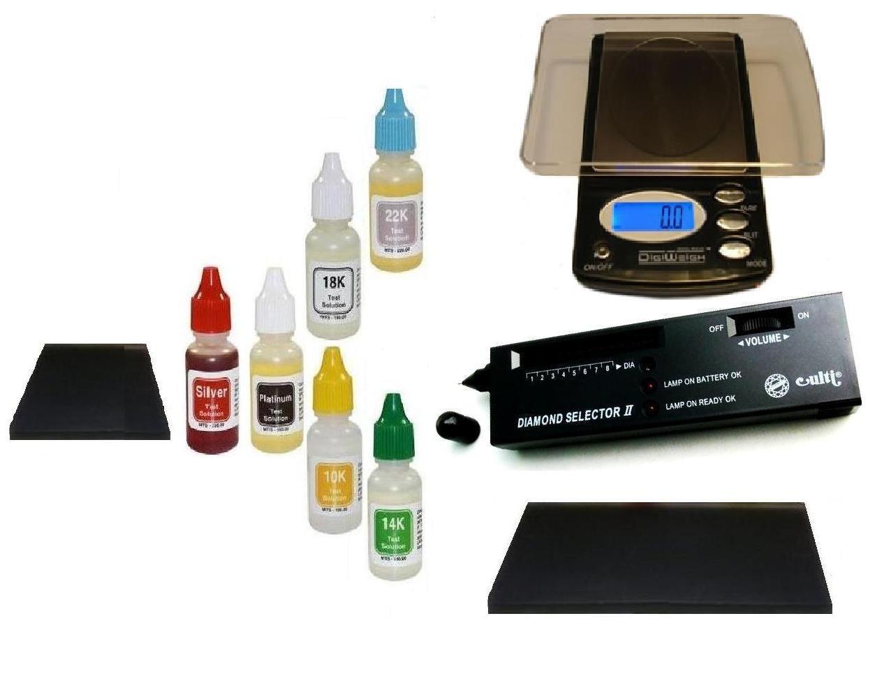 jewelry allergy alternatives nickel free test kit