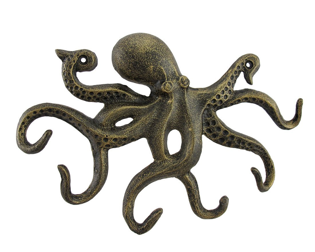 key holder best door side wall racks octopus