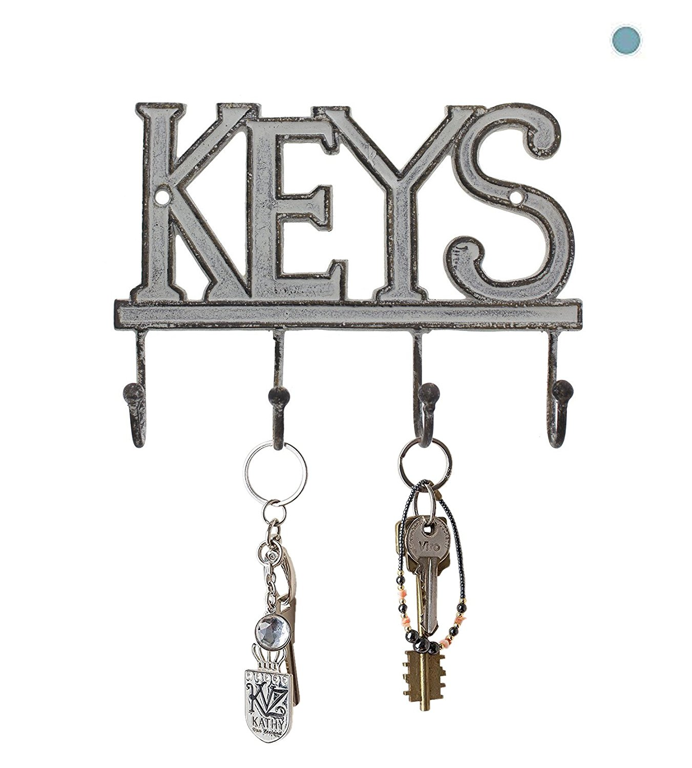 key holder best door side wall racks home decor