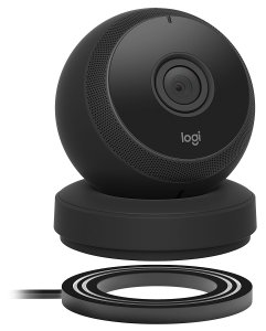 Logitech Circle Wireless HD Video Battery Powered Security Camera
