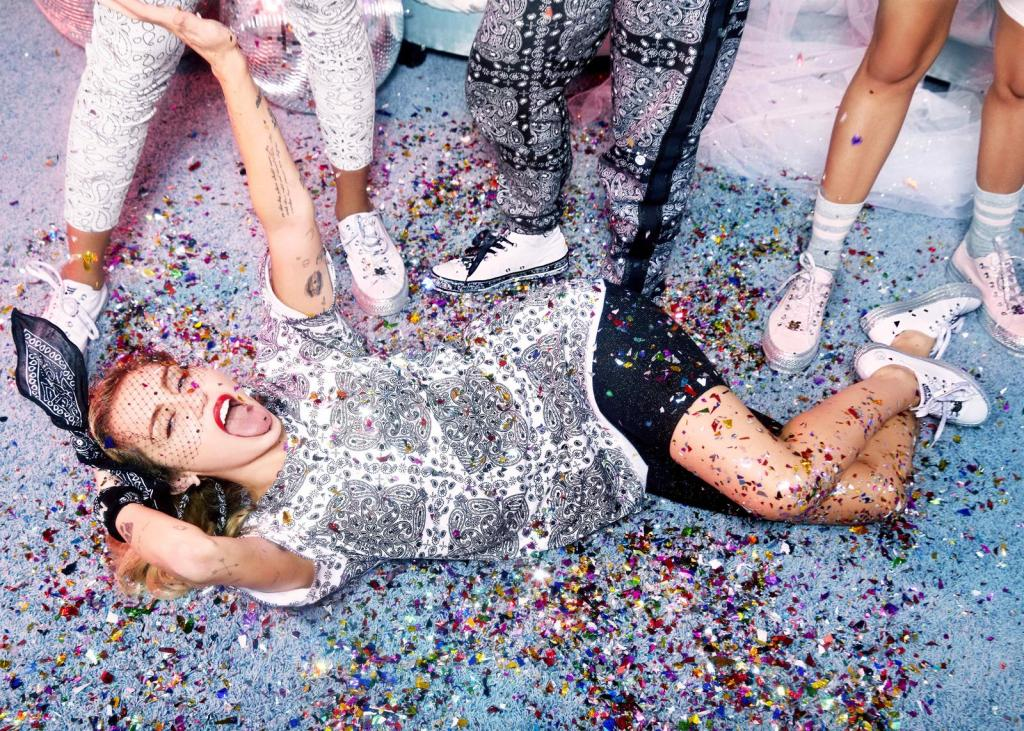 Best Things to Buy From Miley Cyrus' New Converse Collaboration