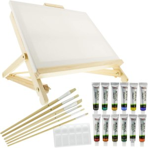best gifts for artsy moms US Art Supply Acrylic Painting Set