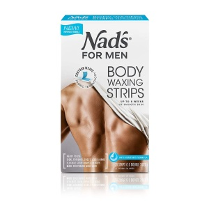 Nad's For Men Body Wax Strips