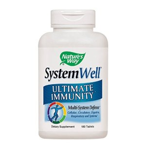 Nature's Way SystemWell Ultimate Immunity Tablets