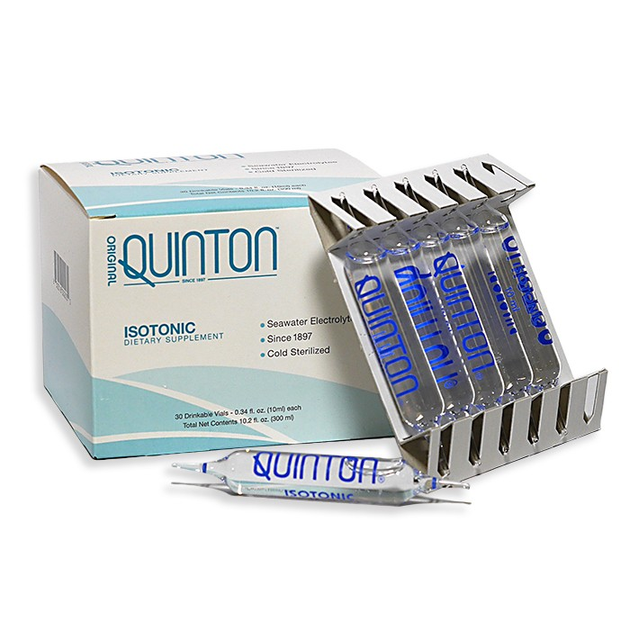 quinton isotonic seawater review