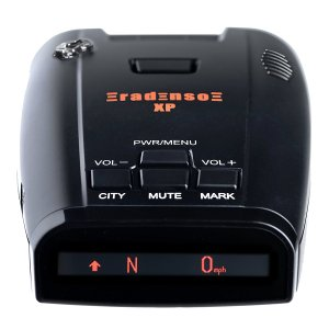Radenso XP Radar Detector with GPS Lockout