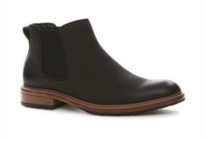 Black Chelsea Boots Perry Ellis