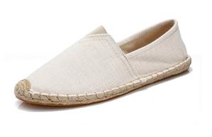 Canvas Shoes Espadrilles Tan
