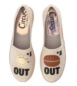 Sun's Out Buns Out Shoes