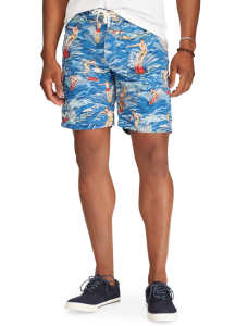 Hawaiian Swim Trunks Polo Ralph Lauren