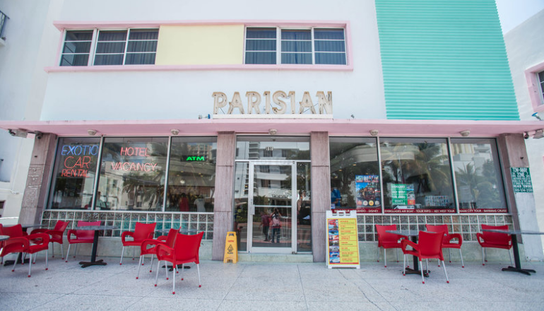 Parisian hotel miami reviews