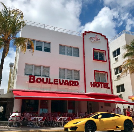 boulevard hotel miami reviews