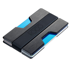 Aluminum Wallet Slim Money Clip