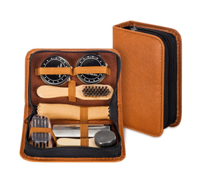 Shoe Shine Kit Portable