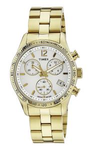 Gold Watch Women's Timex