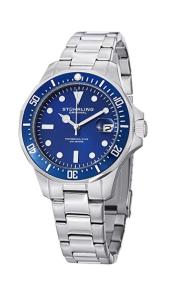 Blue Face Watch Men's Diver