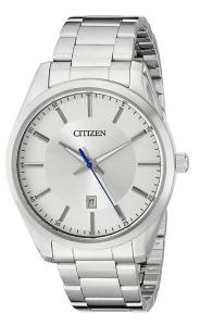 Silver Watch Men's Citizen