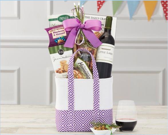 Little Lakes Cabernet Gift Set