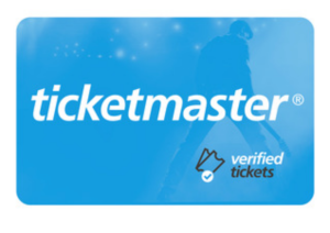 Music Gift Card Ticketmaster