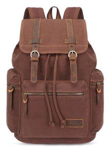 Vintage Backpack Canvas